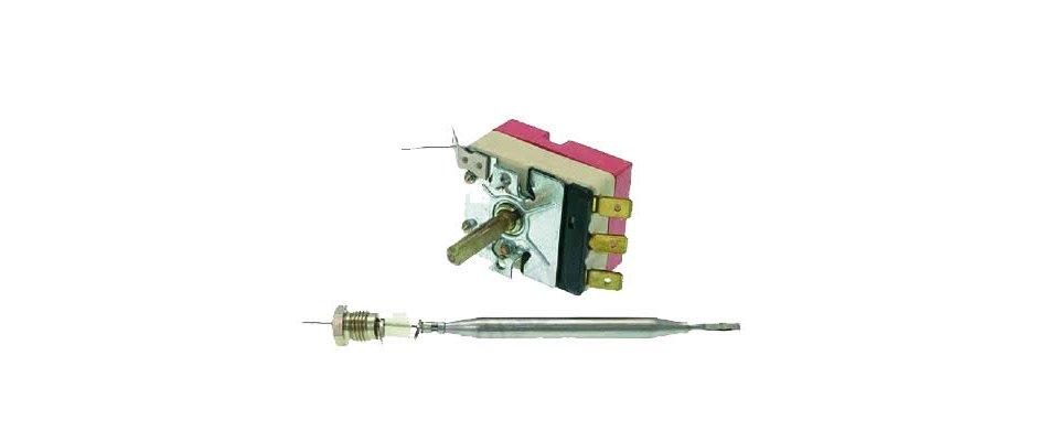 55.13032.140 EGO Termostat 250V / 16A 97-180 ºC