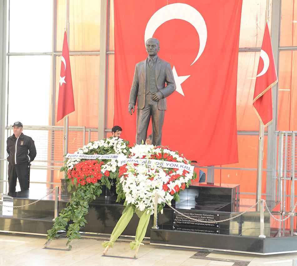 Mustafa Kemal Atatürk Perpa 2018