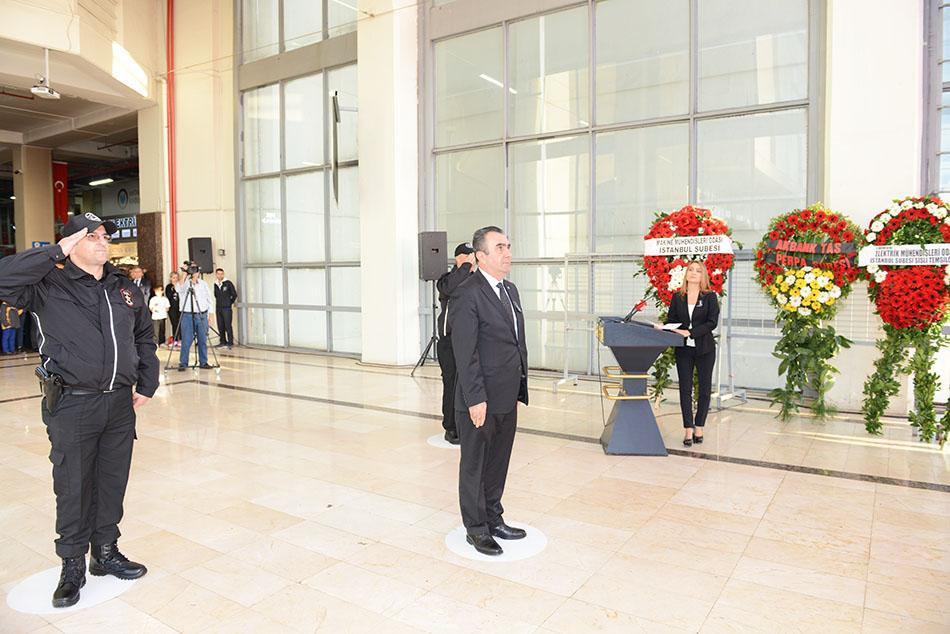 Mustafa Kemal Atatürk Perpa 2018 Hacı Demir