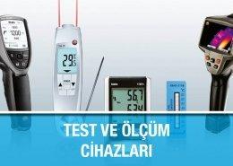 Test ve Ölçüm Cihazları