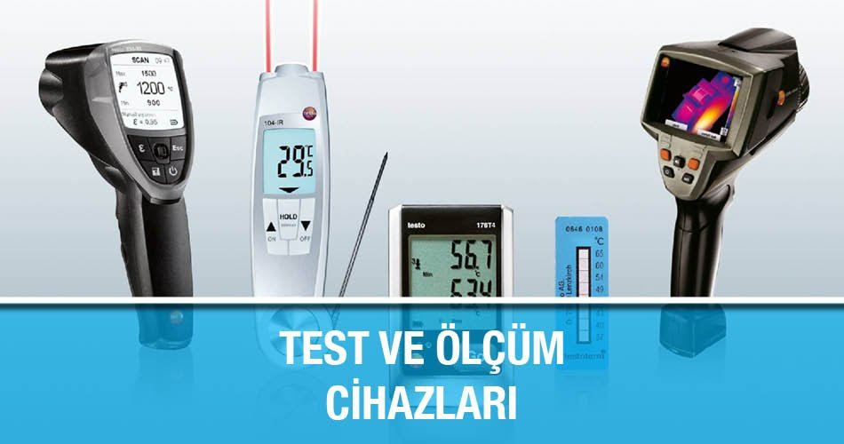 Test Ölçüm Cihazları