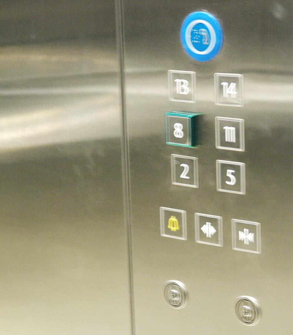 Yeşil Avlu Asansörlerimiz Yenilendi