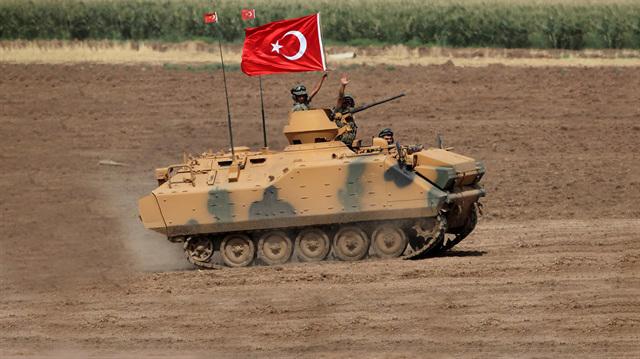 Türk Silahlı Kuvvetleri Afrin'de