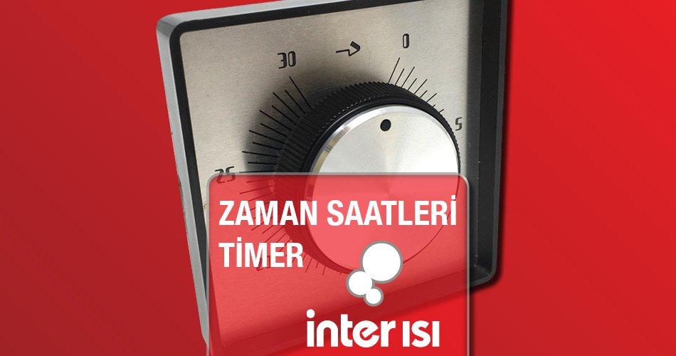 Zaman Saatleri Timer