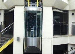 16-18 Nolu Asansörlerimiz Yenilendi