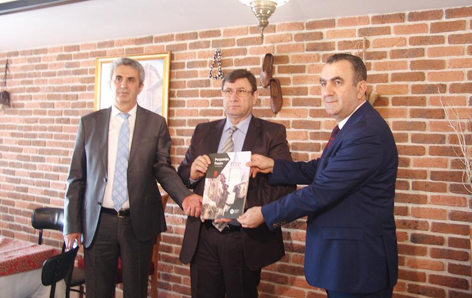 Başkan Hacı Demir'den Perşembe Pazarı Kitabı