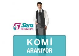 Komi Aranıyor Sera Restaurant