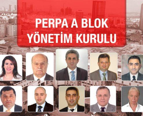 Perpa A Blok Yönetim Kurulu