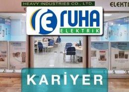 Ruha Elektrik İş İlanları