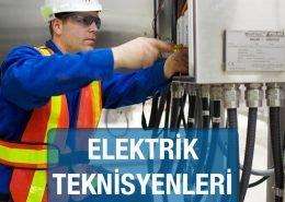 Elektrik Teknisyenleri