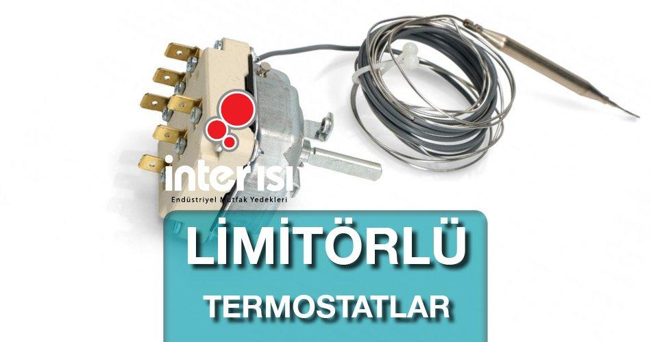 Limitörlü Termostatlar