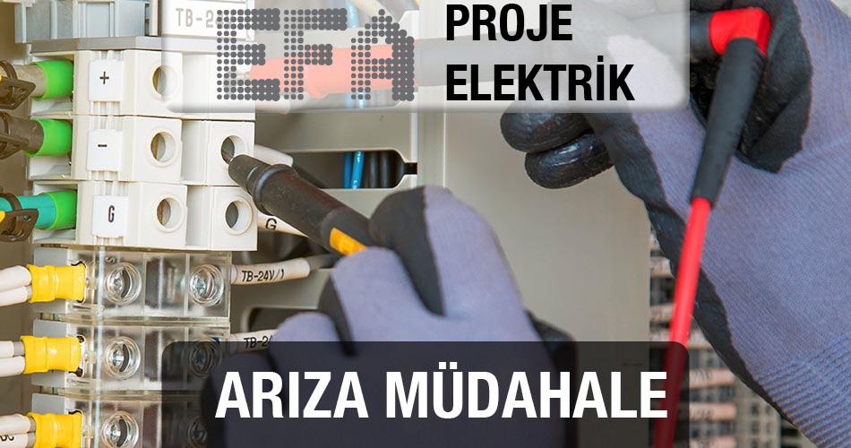 Efa Proje Elektrik Arıza Müdahale