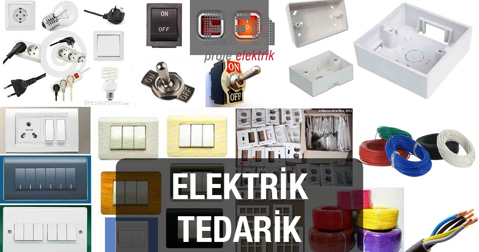 Elektrik Tedarik Malzeme