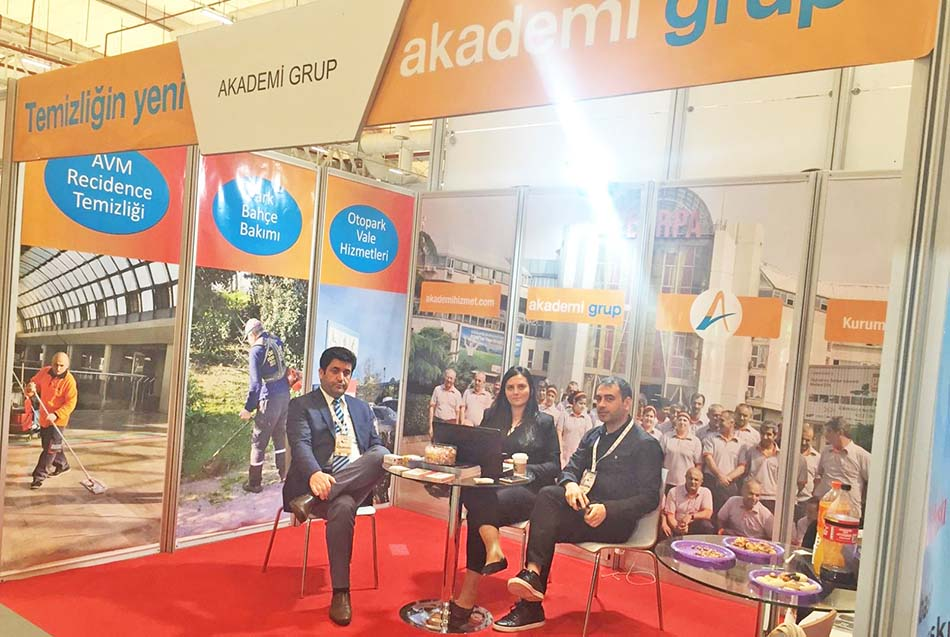 FM Expo İstanbul 2019 Akademi Temizlik