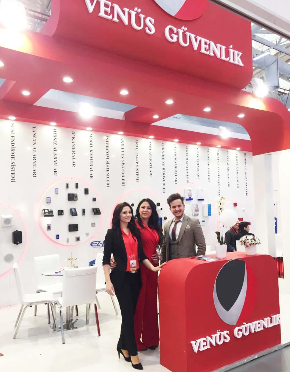 Fm Expo İstanbul 2019 Venüs Güvenlik