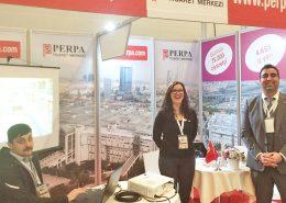 Perpa FM Expo Fuarında
