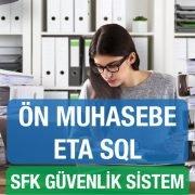 Ön Muhasebeye ETA SQL Bilen Bayan