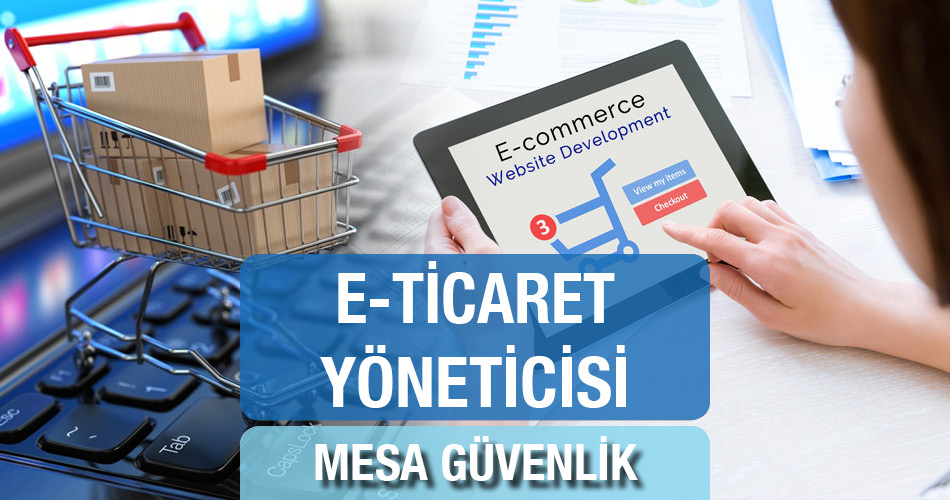 E-Ticaret Yöneticisi