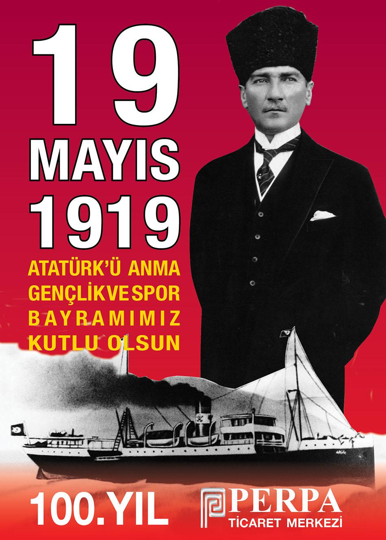 İlk Adım 19 Mayıs 1919