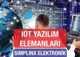 IOT Yazılım Programı Elemanları