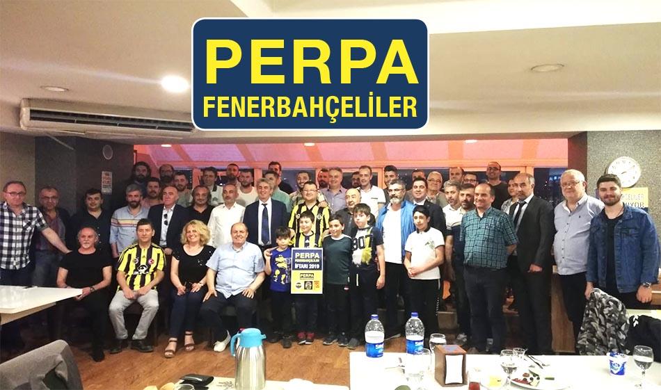 Perpa Fenerbahçeliler İftarı