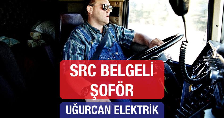 SRC Belgeli Şoför