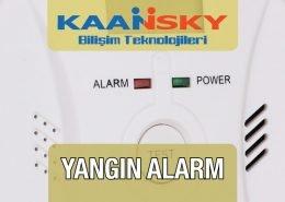 Yangın ve Alarm Sistemleri Kaansky