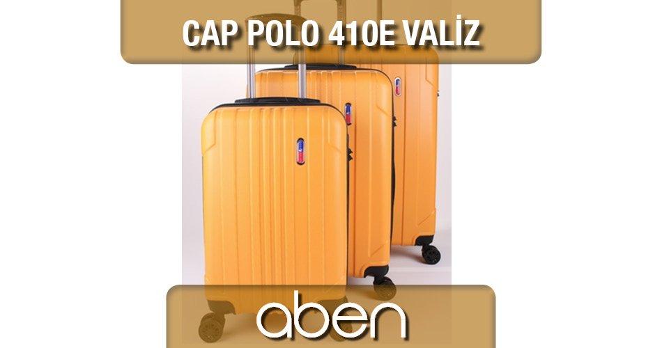 Cap Polo 410E Valiz