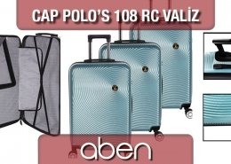 Cap Polo's 108RC Valiz
