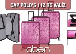 Cap Polo's 112RC Valiz