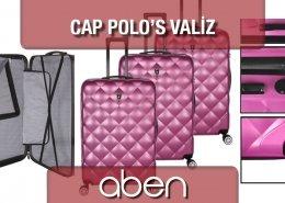 Cap Polo's Valiz Çeşitleri