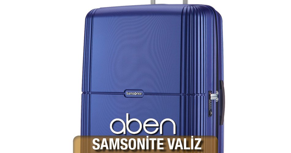 Samsonite Valiz