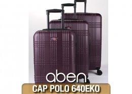 Cap Polo 640EKO Valiz