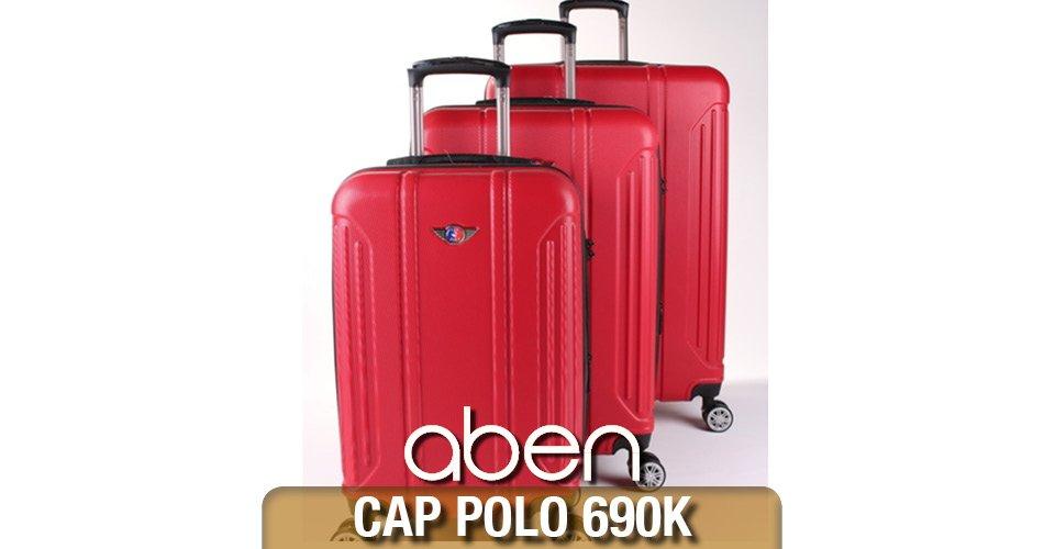 CapPolo 690K Valiz