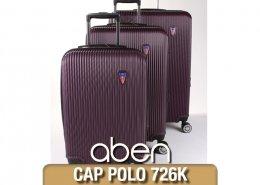 Cap Polo 726K Valiz