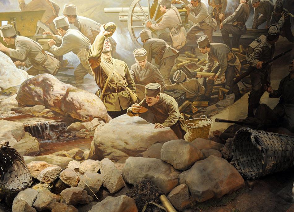 Kurtuluş Savaşı Kahramanları