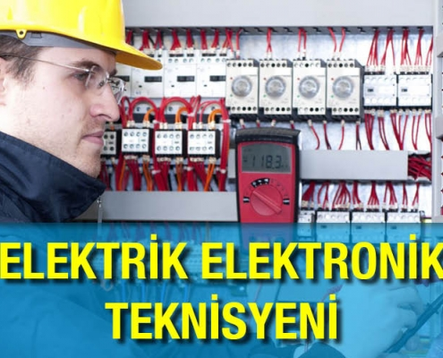 Elektrik Elektronik Teknisyeni Çilingir Elektronik