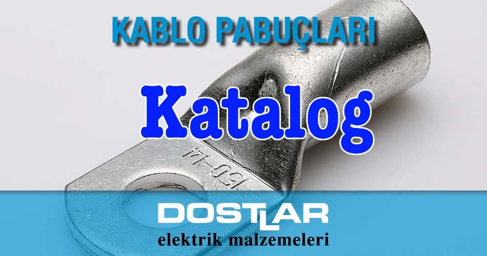 Kablo Pabuc Kataloğu