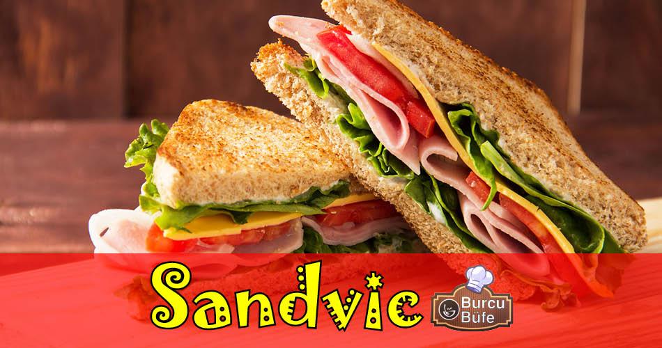 Soğuk Sandviç Çeşitleri Burcu Büfe