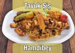Tavuk Şiş Hamdibey Restaurant
