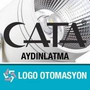 Cata Aydınlatma Ürünleri Logo Otomasyon
