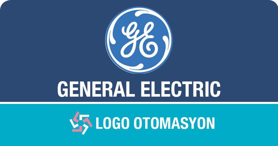 General Electric Ampul Grubu Logo Otomasyon