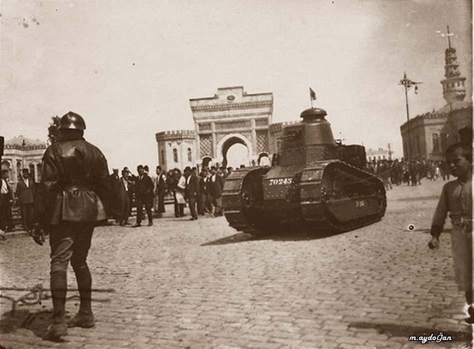 İşgal Yıllarında Beyazıt İstanbul