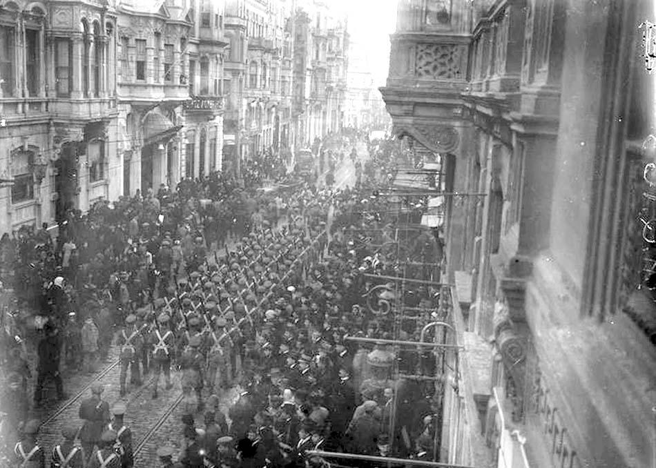 İşgal Yıllarında İstanbul