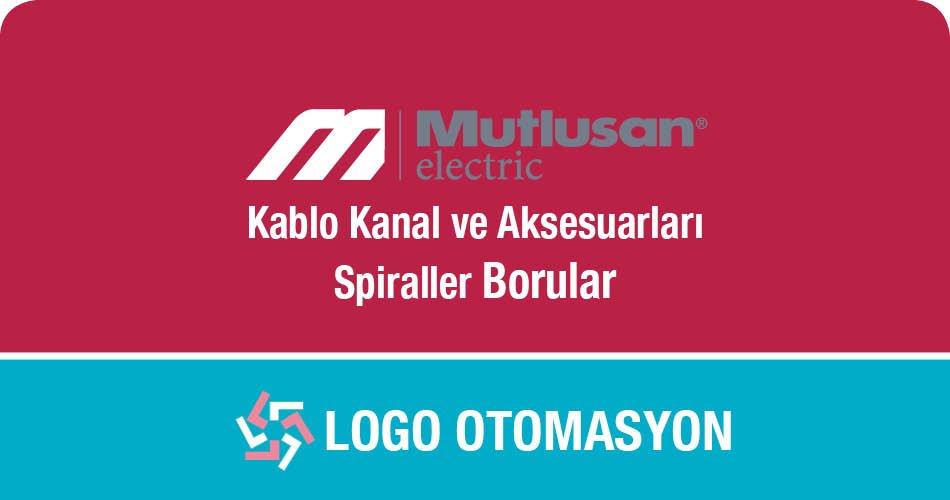 Mutlusan Elektrik Logo Otomasyon