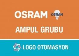 Osram Ampul Grubu Ürünler Logo Otomasyon