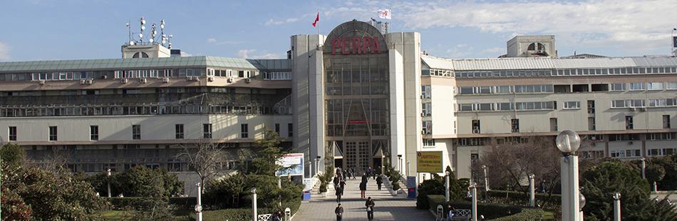 Ticaret Merkezi Ulaşım