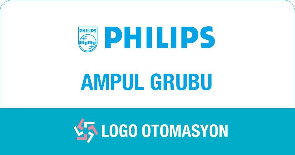 Philips Ampul Logo Otomasyon