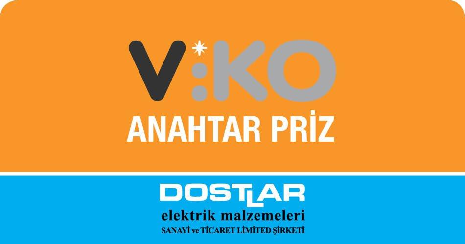 Viko Anahtar Priz