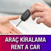 Araç Kiralama Firmaları Rent a Car